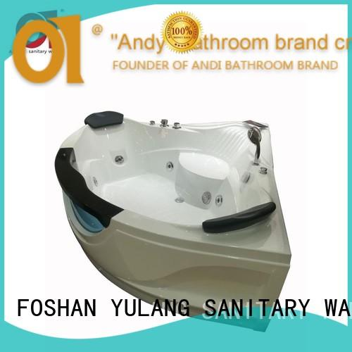commercial hydromassage hot tub sheet wholesale for business project