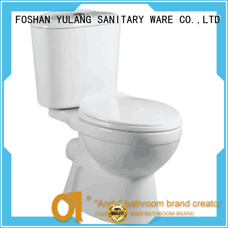 ANDI top toilet pot promotion for kids