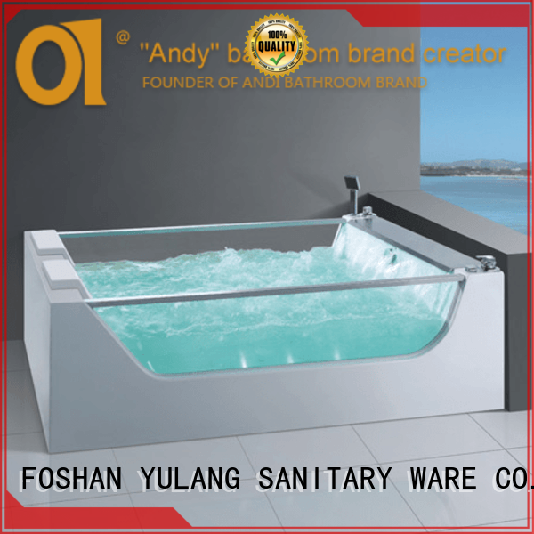 reluctant acrylic tub directly sale for indoor ANDI