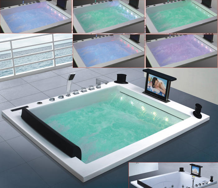 ANDI indoor bathtub spa massager promotion for business project-3