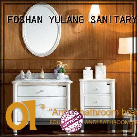 ANDI art bathroom vanity sets directly sale for bathroom
