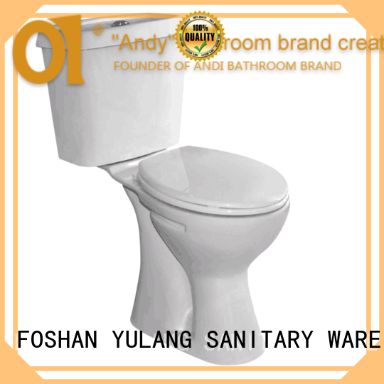 ANDI commercial white toilet seat directly sale for bathroom