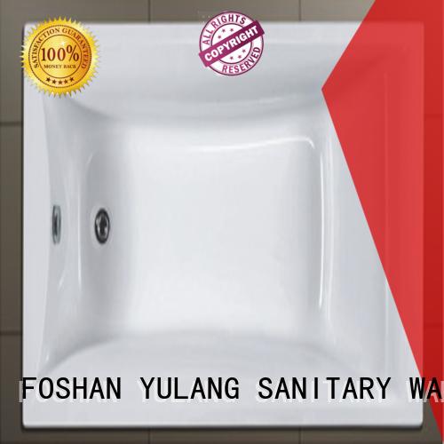 ANDI Brand acrylic drop in soaking bathtub quality supplier